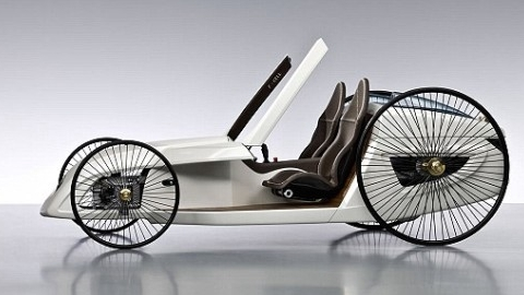 湾+ 新品每日早报:乐视发布了一款「奇瑞QQ 自行车」售价 39999