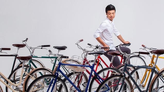 湾+ 新品每日早报:张向东和一群自行车们
