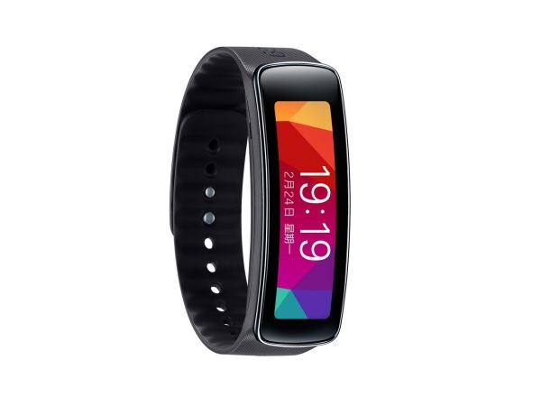 三星(SAMSUNG) Gear Fit R350 智能手表