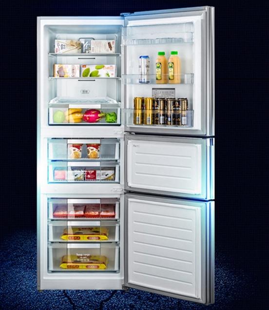 美的物联网智能冰箱