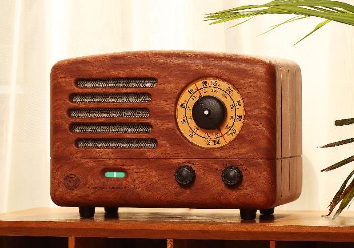猫王² 典藏级收音机,顶级工匠带来的真情怀_1