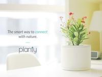 Planty 智能花盆