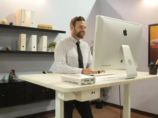 Autonomous Desk 智能办公桌