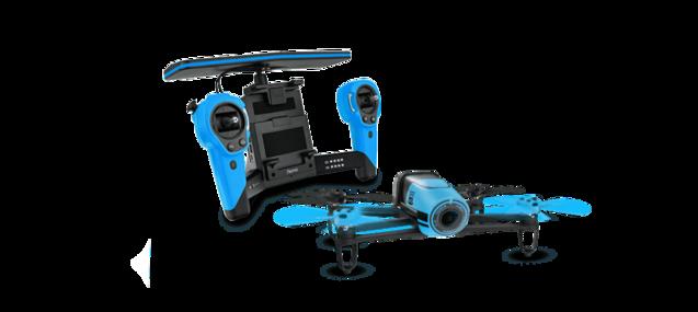 Parrot Bebop Drone 无人机_2