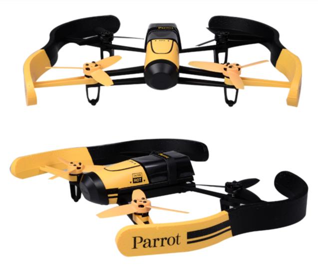 Parrot Bebop Drone 无人机_1