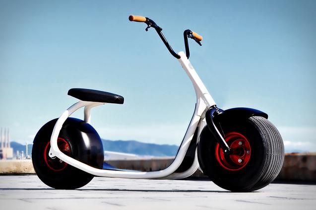 Scrooser电动滑板车