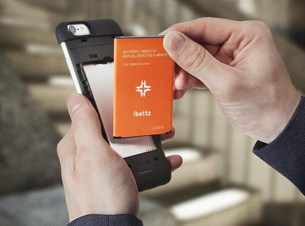iBattz iPhone6 充电保护套_2