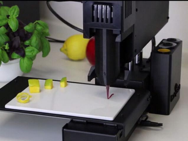 Bocusini 甜品3D打印机_1
