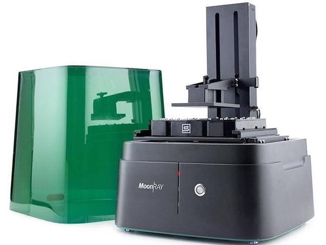 Moonray 桌面3D打印机_2