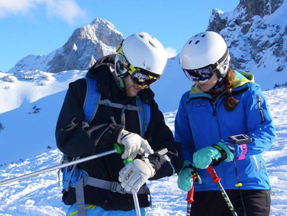 Yeti 滑雪专用追踪器_1