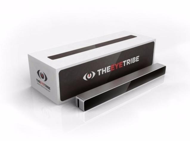 The Eye Tribe 眼球追踪设备