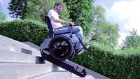 能上下楼梯的轮椅