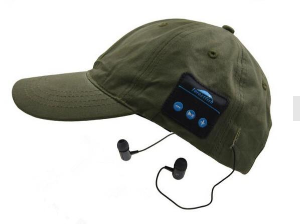 Forestfish 无线蓝牙棒球帽
