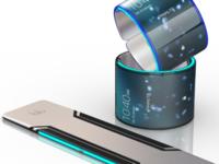 Blu 可穿戴式智能手机