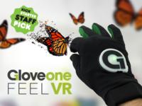 Gloveone - 触碰虚拟现实的手套