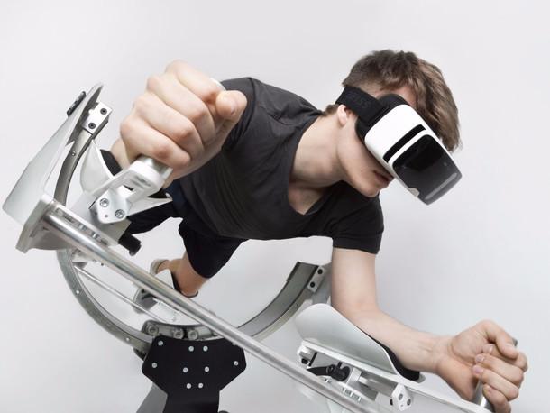 HYVE Icaros 虚拟现实健身器_1