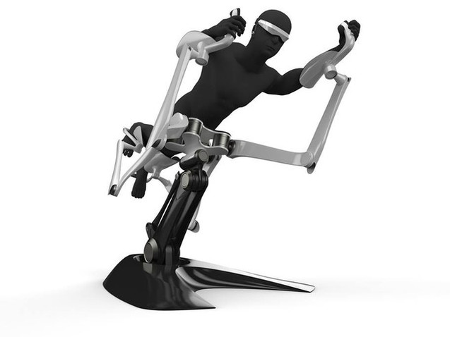 HYVE Icaros 虚拟现实健身器_2