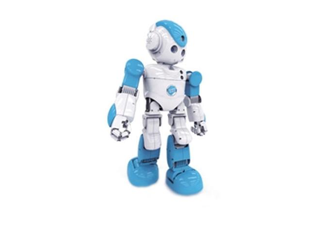优必选阿尔法机器人二代