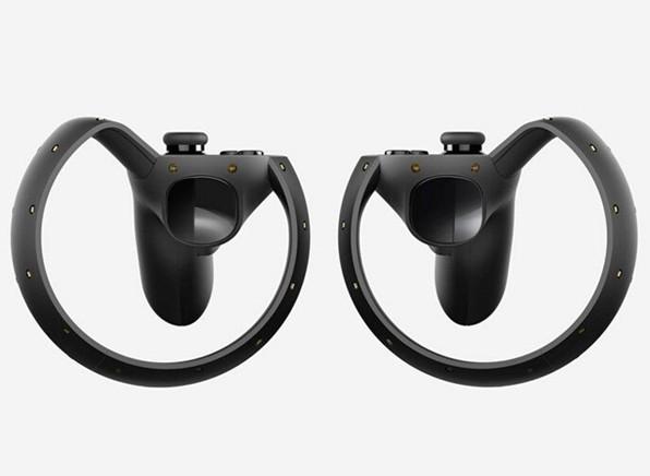 Oculus Touch 游戏手柄