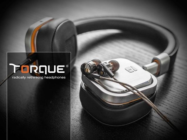 Torque-根据音乐组装你的耳机