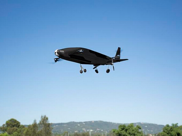 Krossblade SkyProwler VTOL Transformer UAV 无人机
