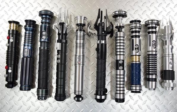 Adaptive Saber Parts 光剑制造者