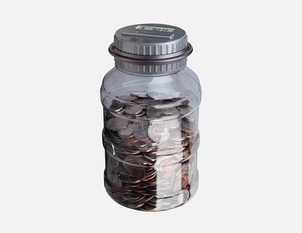 Imperial Home 自动数钱存钱罐