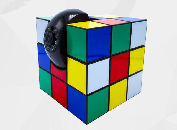 魔方管家 智能摄像机