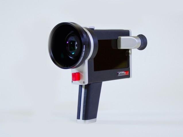 Lumenati CS1 iPhone 摄像机保护壳