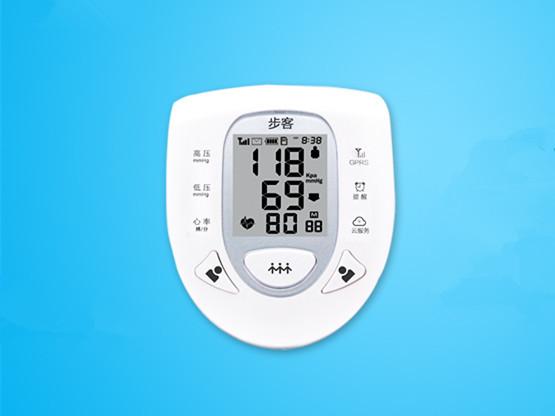 步客 GPRS 智能血压计