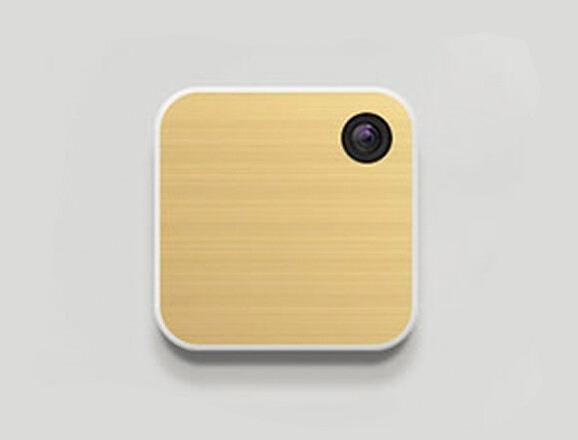 腾讯 Qlippie 小型可穿戴相机