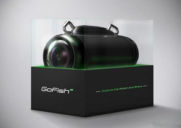 GoFish Cam 水下运动相机