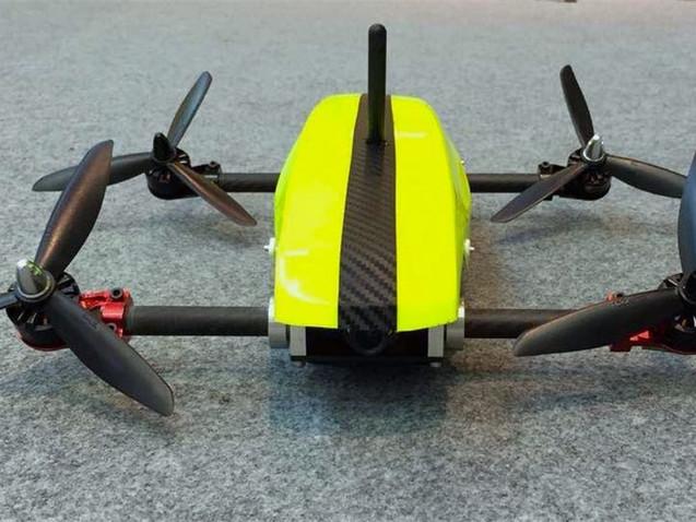 独角兽 X 第一视角飞行系统