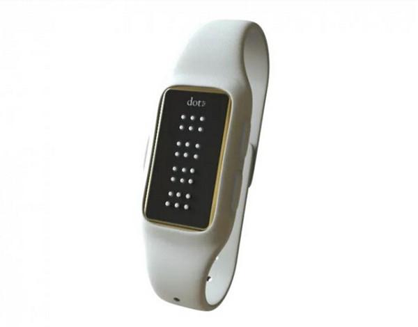 Dot 盲文智能手表
