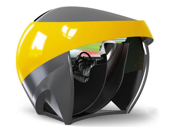 TL3 赛车模拟器