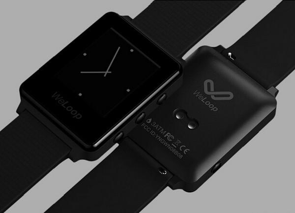 WeLoop 唯乐 小黑 2 智能手表