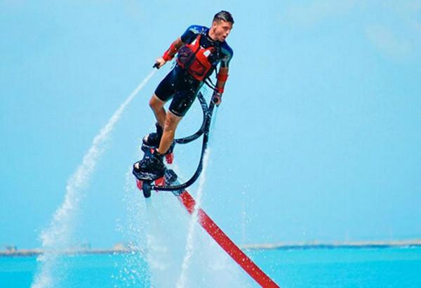 Flyboard 水上飞行器