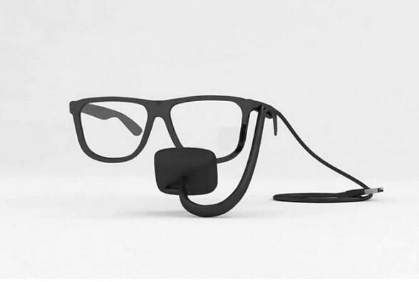 EyeControl 便携式眼球交互眼镜