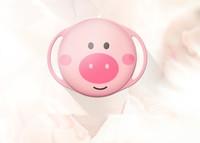 小猪智能体温计