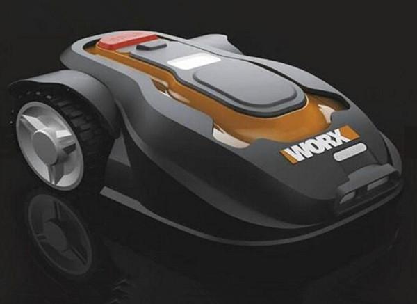 Worx Landroid 机器人割草机
