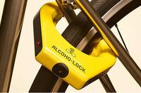 Alcoho-Lock 酒精检测自行车锁