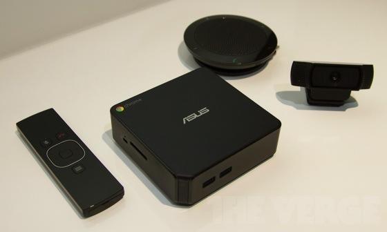 Chromebox 视频会议系统