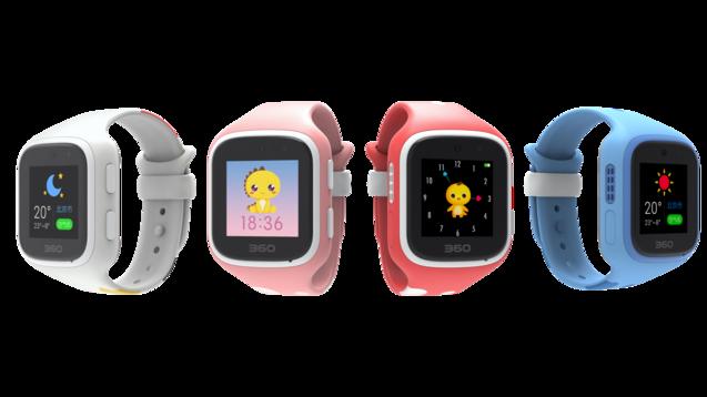 360 巴迪龙儿童手表 5s