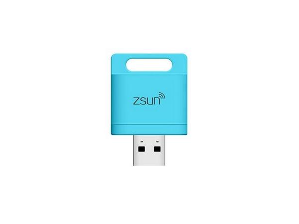ZSUN智能wifi读卡器