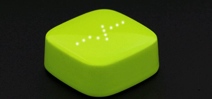 USENSE无线智能球拍传感器