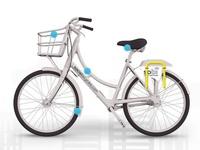Social Bicybles 随时随地租用自行车