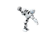 优必选 Game Robot 阿尔法智能人形机器人