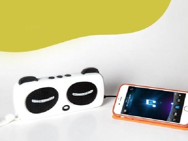 MOMAX 熊猫蓝牙音箱