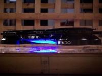 悬浮滑板Hendo Hoverboard