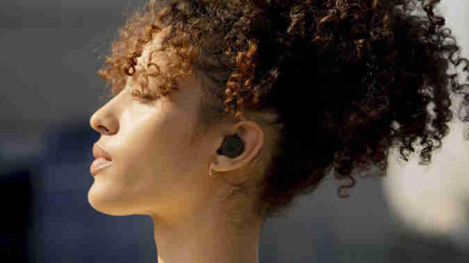 Sennheiser-CX-true-wireless-earbuds-woman-wears-675x379